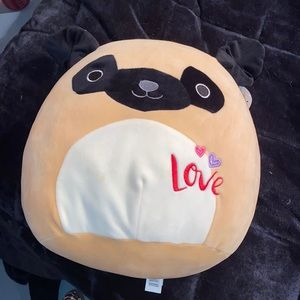 Pam the pug squishmallow